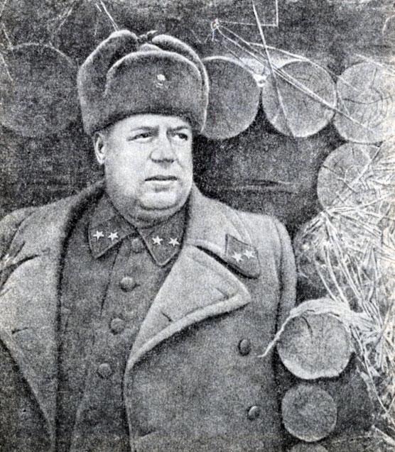 Толбухин Федор, маршал