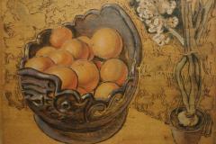 Якунчикова-Вебер М. В., Апельсины