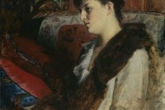 Башкирцева М. Женский портрет