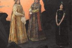 Васнецов В.. Три царевны подземного царства
