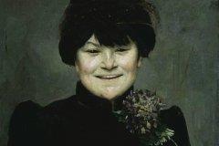 Башкирцева М. Улыбка девушки