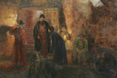 Якунчикова-Вебер М. В., Царь посещает заключенных