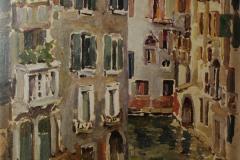 Якунчикова-Вебер М. В., Венеция