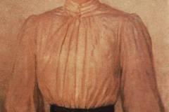 Ге Н. Н.Портрет М.Л.Толстой, дочери писателя