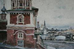 Якунчикова-Вебер М. В., Церковь в Москве,