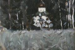 Якунчикова-Вебер М. В., Церковь в Абрамцеве