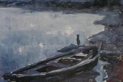 Якунчикова-Вебер М. В., Ночь на реке