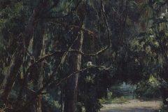 Ге Н. Н., Аллея в старом парке