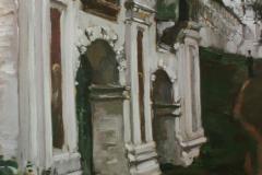 Якунчикова-Вебер М. В., Монастырские ворота. Саввино-Сторожевский монастырь близ Звенигорода