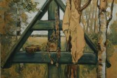 Якунчикова-Вебер М. В., Крест над святым колодцем в Наре