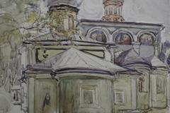 Якунчикова-Вебер М. В., Никитский монастырь в Москве