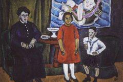 Кончаловский П., Семейный портрет