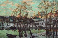 Горбатов К. И., Городской пейзаж