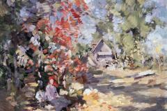 Коровин К. А., Осень