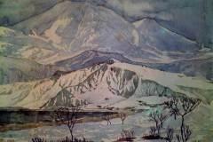 Волошин М. Холмы из мрамора и горы из стекла