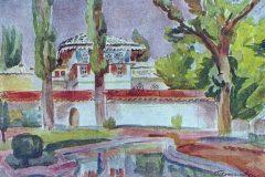Кончаловский П., Бахчисарай. Ханский дворец.