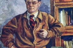 Петр Кончаловский. Портрет В. В. Иванова.