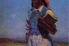 Чуйков С. А. , Дочь Советской Киргизии