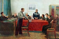 Григорьев С., Обсуждение двойки