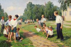 Козлов Иван Александрович, День спорта