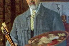 Константин Юон. Автопортрет
