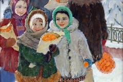Мирошкина Т. А. Дары юга. Апельсины из Китая