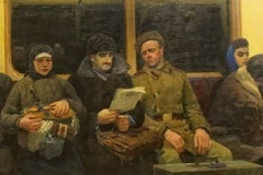 Жилинский Д., В метро