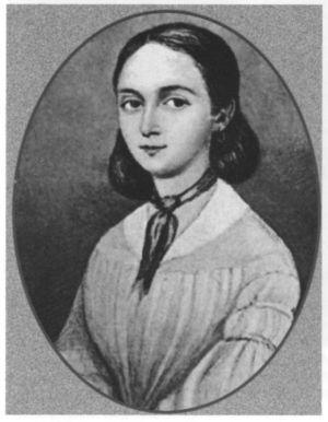 Е. Ган - мать писательницы Желиховской