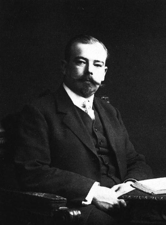 Гаккель Я. М., авиаконструктор, инженер Российской империи,