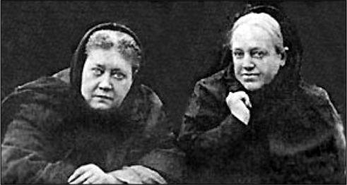 Желиховская и Блаватская