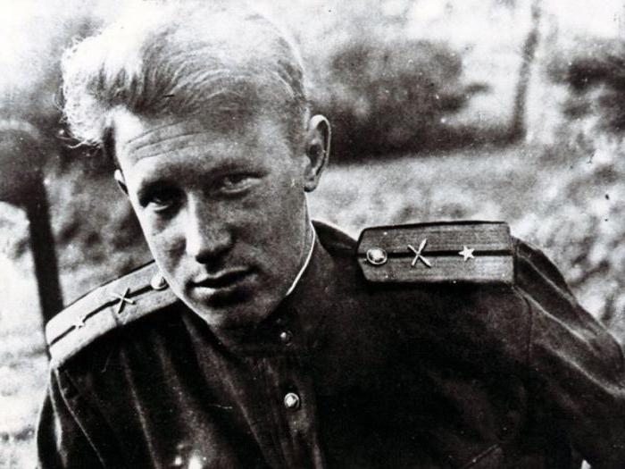 Дроздов >Юрий, советский разведчик.