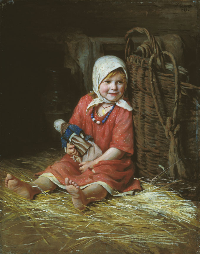 «Варька», (1893) Лемох
