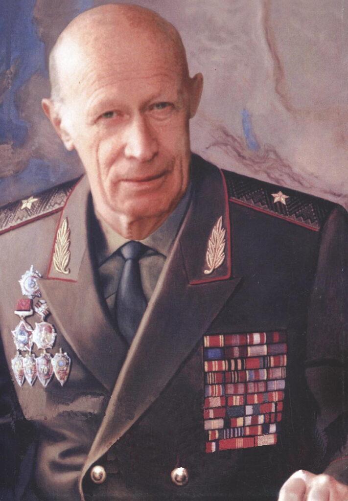 Юрий Дроздов