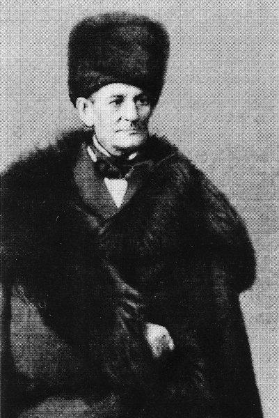 Иван Федорович Мамонтов, отец Саввы Мамонтова