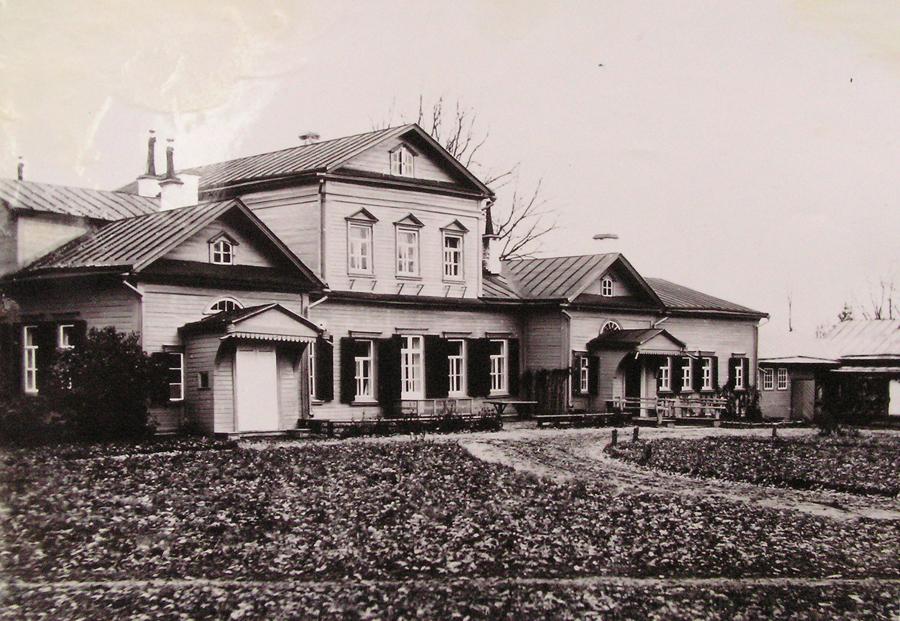 усадьба Абрамцево, дом Мамонтовых