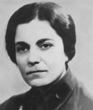 Елизавета Зарубина-Горская