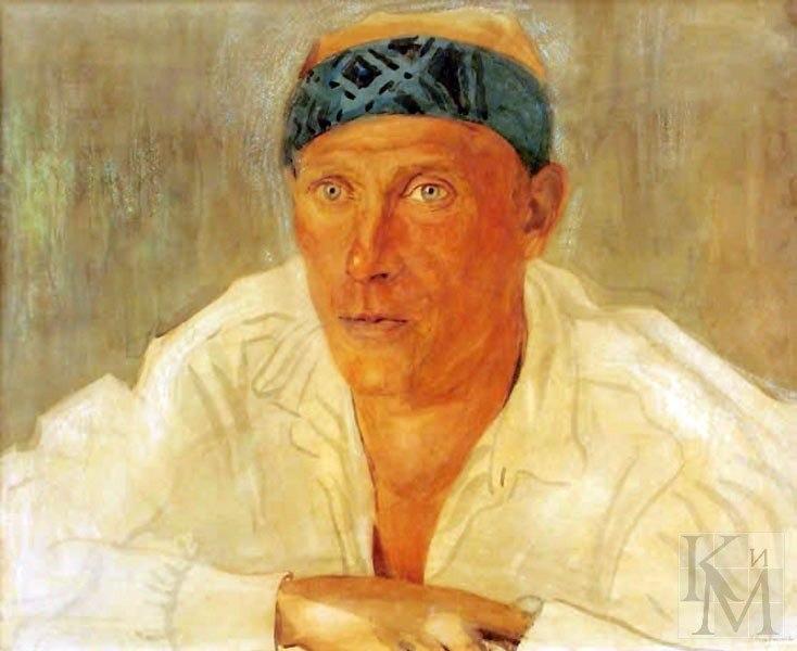 Портрет Михаила Булгакова