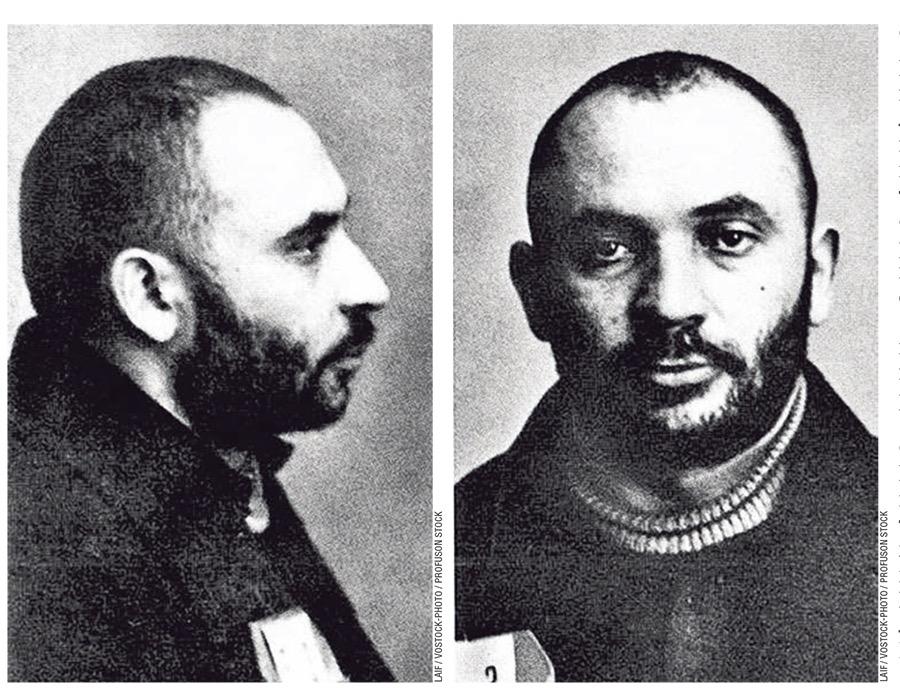 Яков Блюмкин, арест