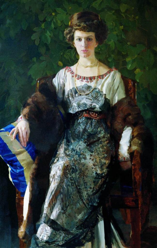 Портрет Ефимии Павловны Носовой