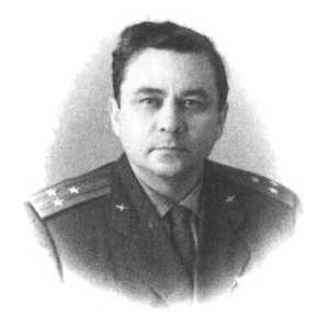 Фотография с удостоверения полковника Внешней разведки