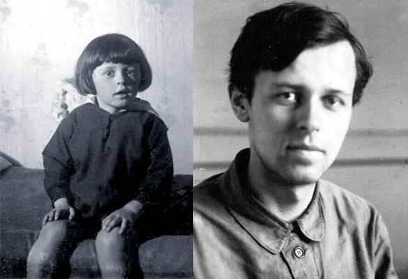 Детство и молодость Сахарова