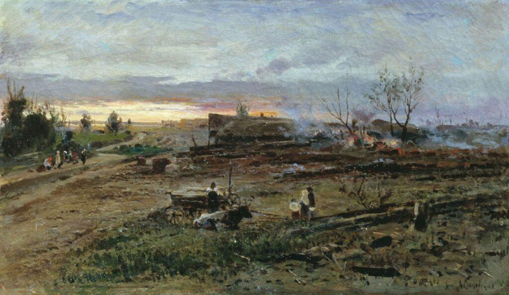 Русские женщины-художницы XIX-XX вв., ч. 3