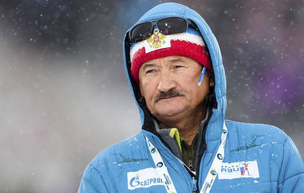Анатолий Николаевич Хованцев, тренер