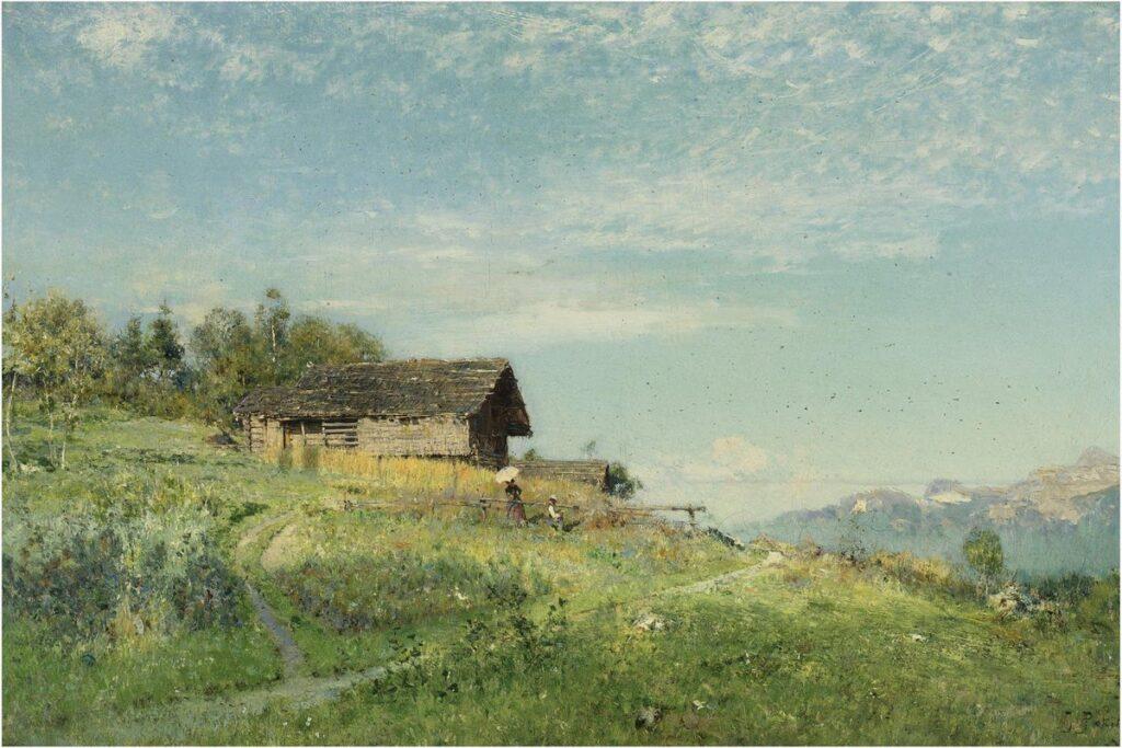 Весна, 1887, Похитонов И.