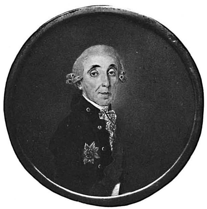 Херасков Михаил Матвеевич (1733-1807), Переяславль-Москва
