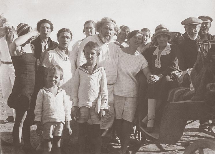 Волошин Максимилиан (1877-1932), Киев-Коктебель