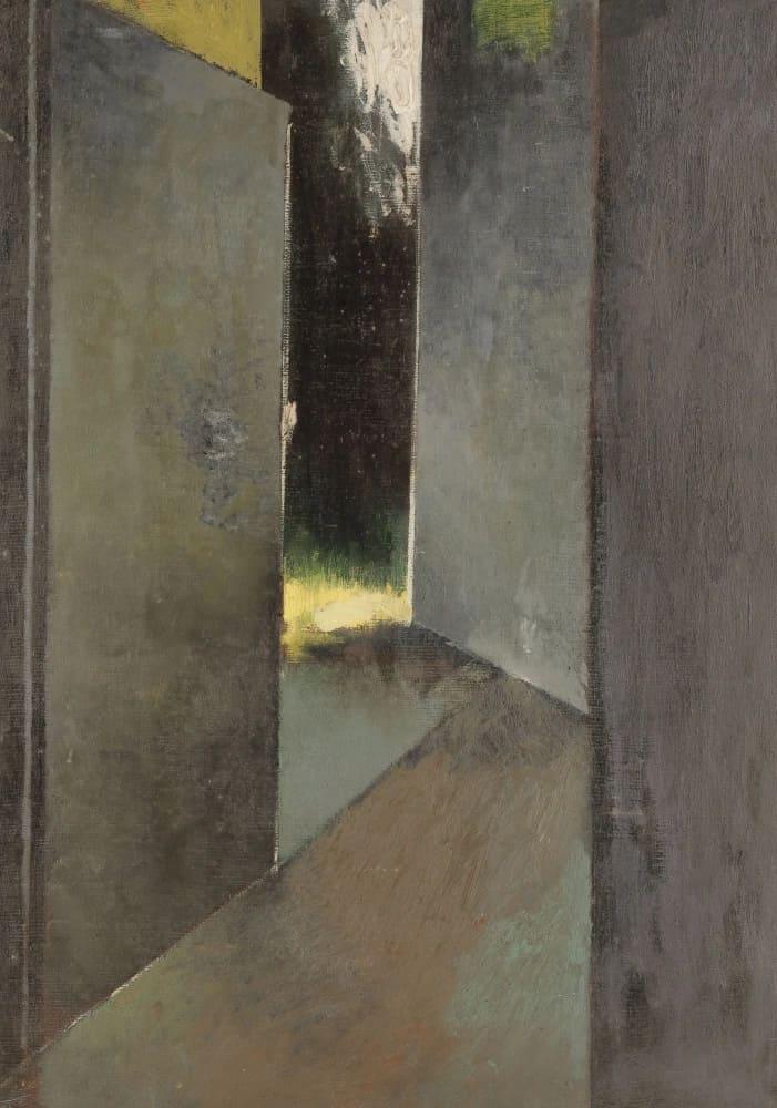 Зарецкий В. И. (1925-1990) «Дух вышел» 1963