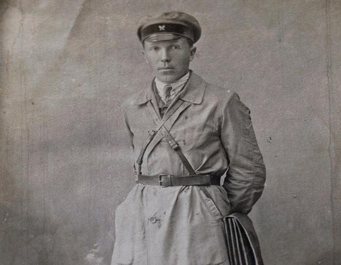 Кузнецов Николай, 1931 год