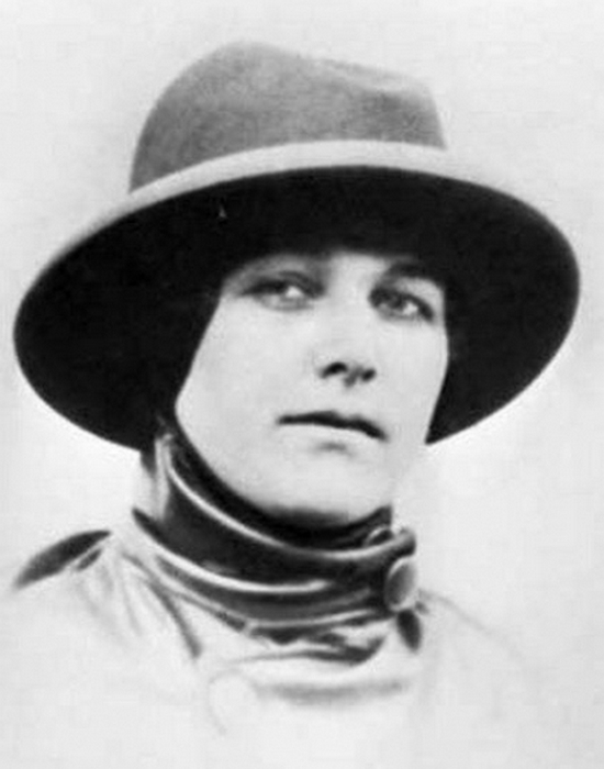 Лариса Рейснер, революционерка